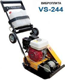 Виброплита бензиновая Сплитстоун VS-244